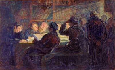 Moshe Rynecki: A Window to the Past